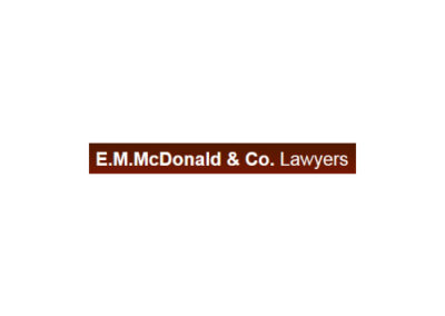 EMM McDonald & Co. Lawyers